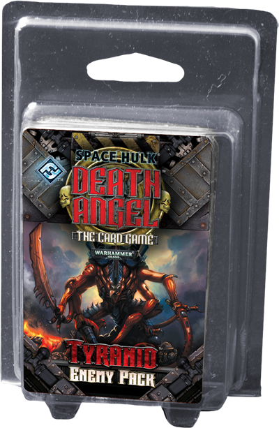 Death Angel: Tyranid Enemy Pack One