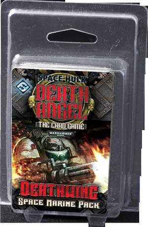Death Angel: Deathwing Space Marine Pack