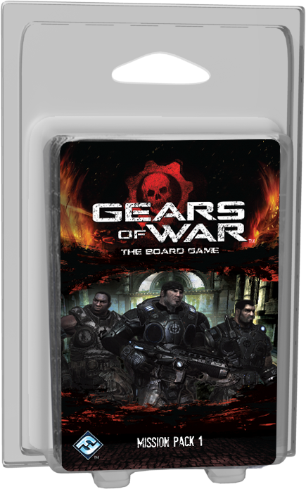 Gears of War: The Board Game – Mission Pack One