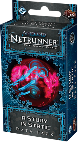 Android Netrunner The Card Game: A Study in Static