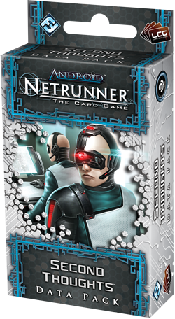 Android Netrunner The Card Game: Second Thoughts