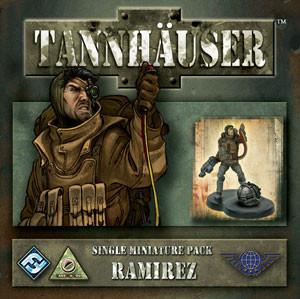 Tannhauser: Ramirez Figure