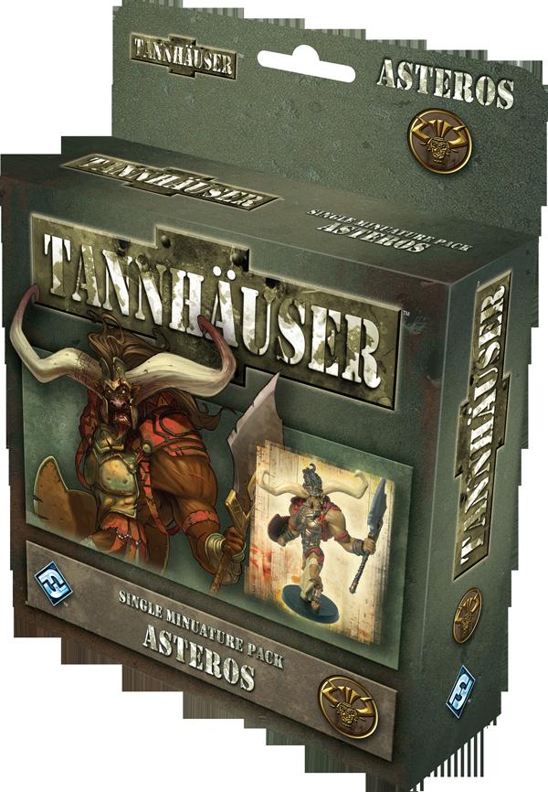 Tannhauser: Asteros Figure