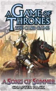 A Game of Thrones LCG: Song of Summer Chapter Pack