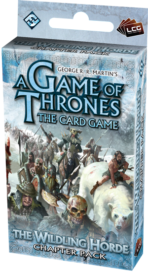 A Game of Thrones LCG: The Wildling Horde Chapter Pack