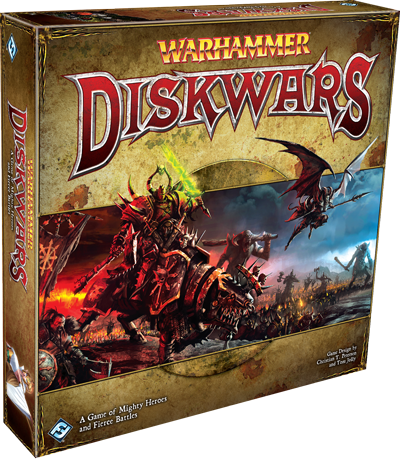 Warhammer Diskwars Core Set