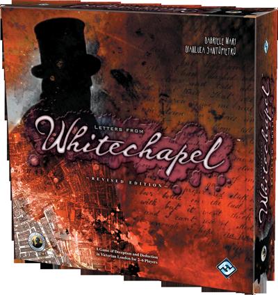 Letters from Whiteсhapel