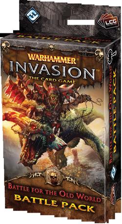 Warhammer: Invasion LCG: Battle for the Old World Battle Pack