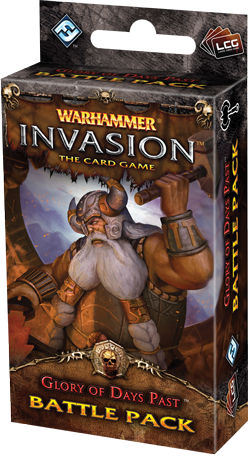 Warhammer: Invasion LCG: Glory of the Days Past Battle Pack