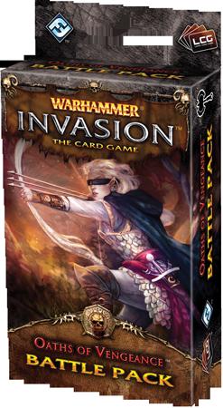 Warhammer: Invasion LCG: Oaths of Vengeance Battle Pack