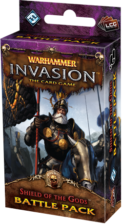 Warhammer: Invasion LCG: Shield of the Gods Battle Pack