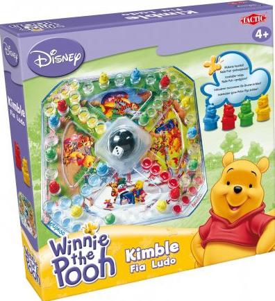 Кимбл. Винни Пух (Kimble. Winnie the Pooh)