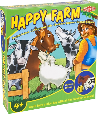 Весёлая Ферма (Happy Farm)