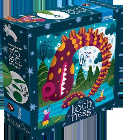 Лох-Несс (Loch Ness)