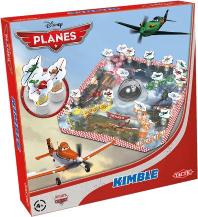 Кімбл ЛіТачки (Kimble. Planes)