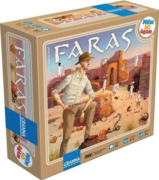 Настольная игра Granna Фарас (82012)