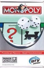 Монополия компактная (для путешествий) укр.яз.