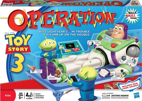 Операція Базз Лайтер (Історія іграшок 3)