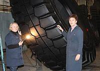 Белшина начала выпуск 57-дюймовых шин для карьерной спецтехники