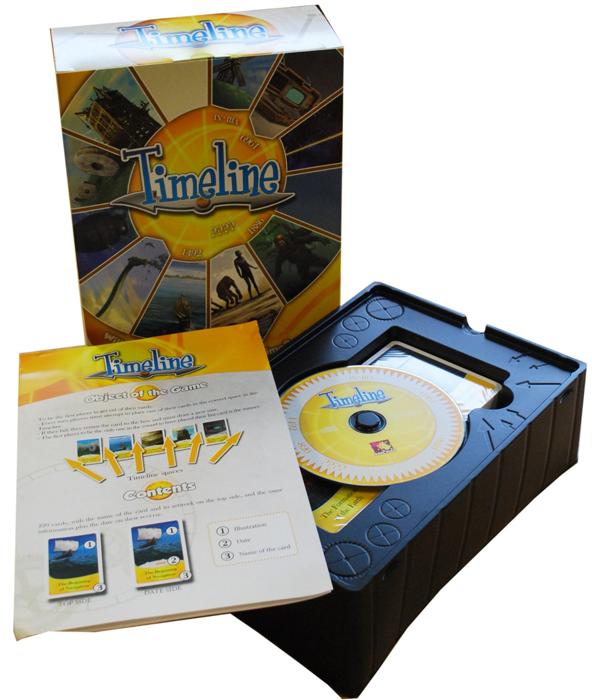 TimeLine (переиздание)