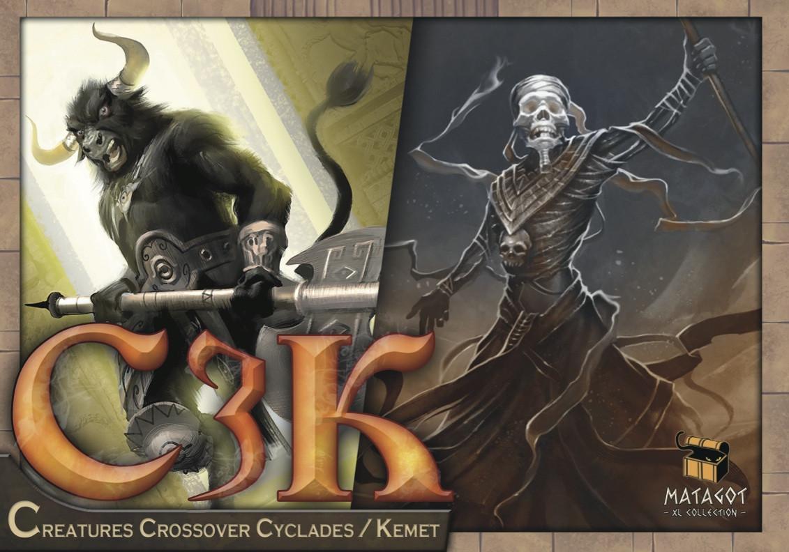C3K: Creatures Crossover Cyclades/Kemet