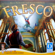 Fresco - Basic Game with modules 1,2,3