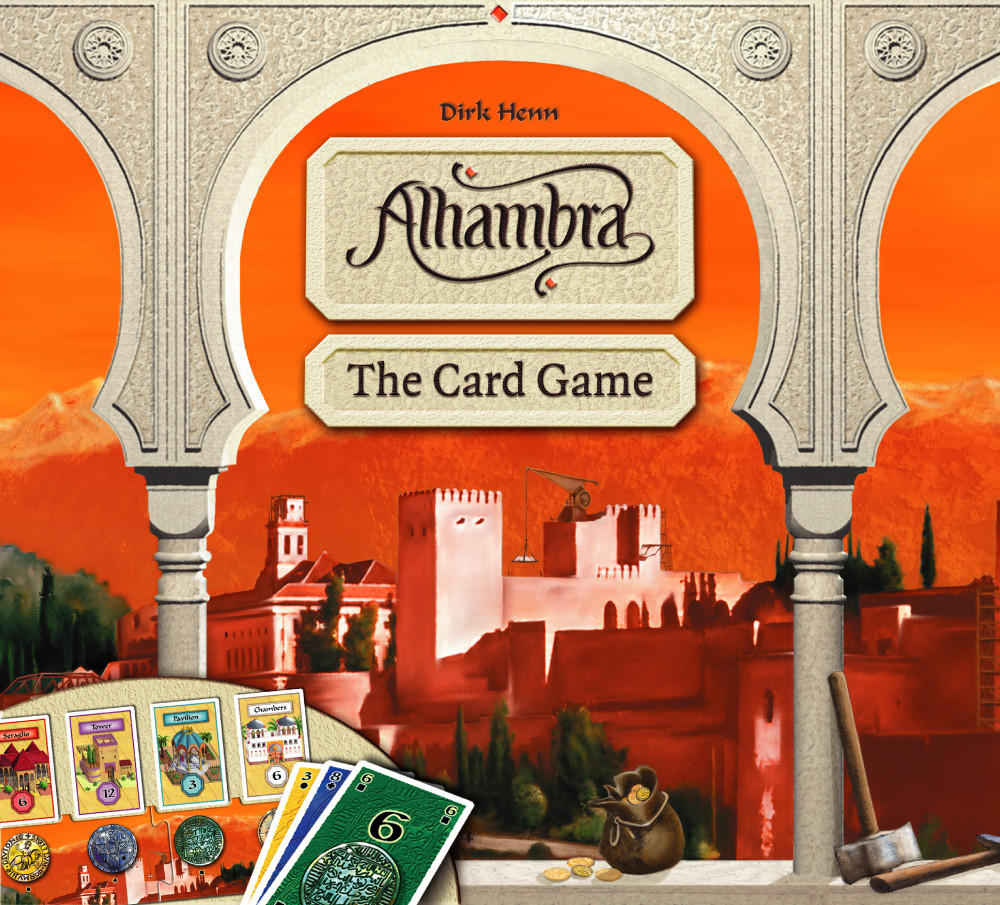 Alhambra The Card game