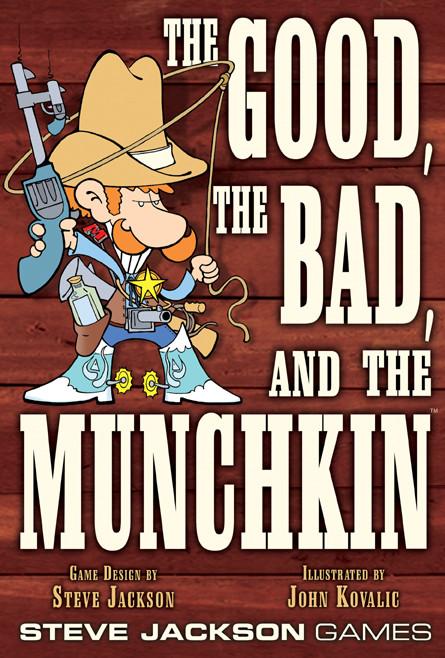 Munchkin Good Bad Munchkin Color