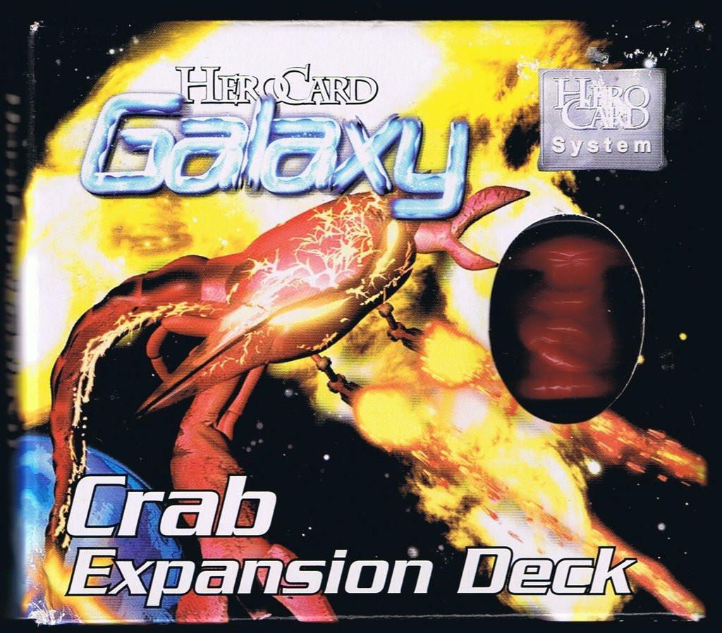 Herocard Crab Expansion Deck