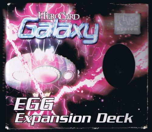 Herocard Egg Expansion Deck