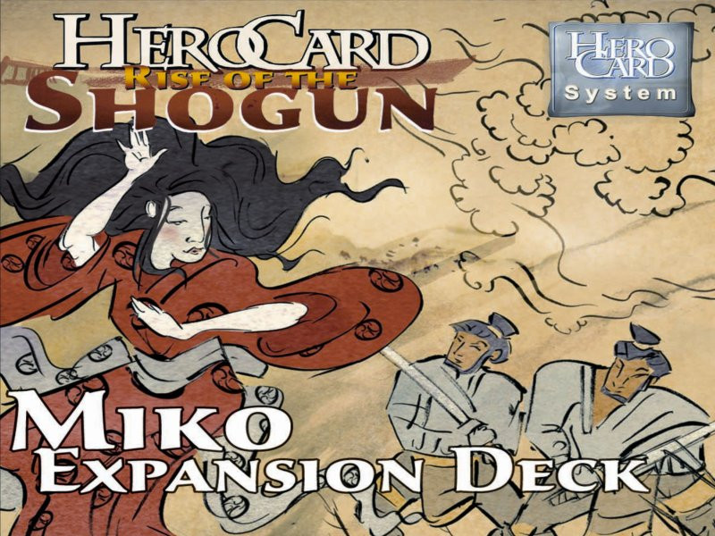 Herocard Miko Expansion Deck