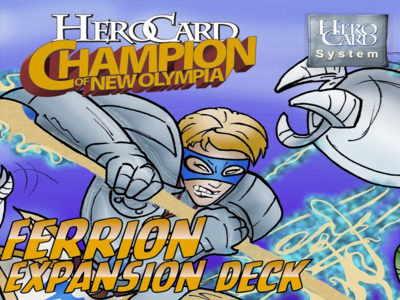 Herocard Ferrion Expansion Deck