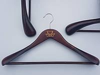 Плечики вешалки тремпеля Mainetti Kazara-1 коричневого цвета, длина 45 см