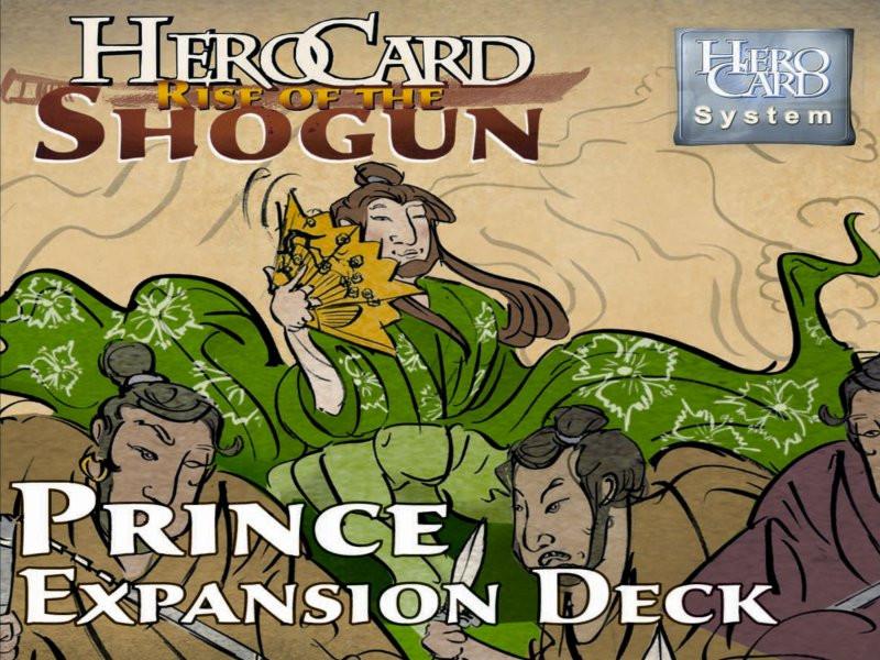 Herocard Prince Expansion Deck