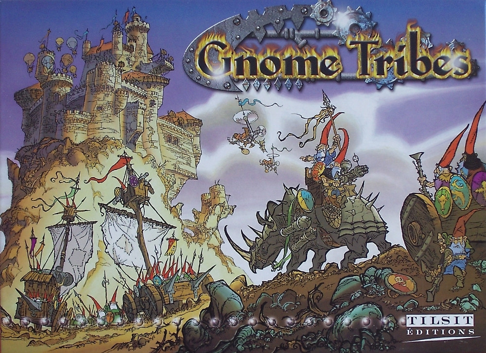 Gnome Tribes