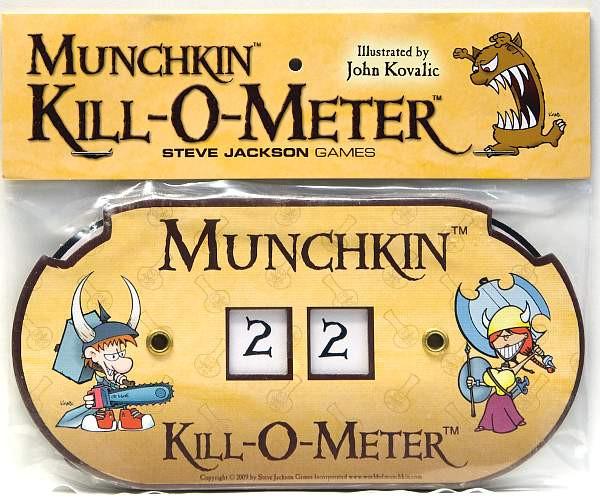Munchkin Kill O Meter