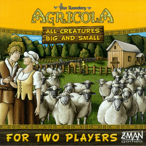 Agricola: Creatures Big + Small