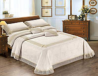 """Двуспальный комплект постельного белья с покрывалом DIBENEDETTO """"GIADA"""""""