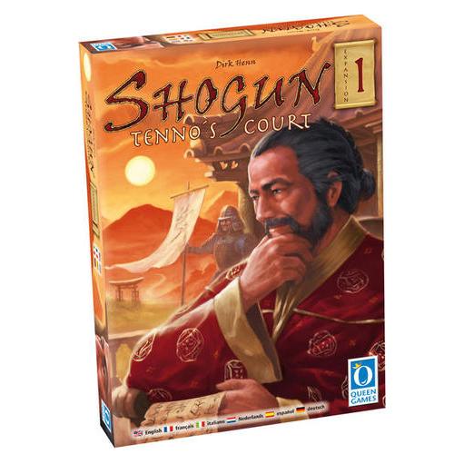 Shogun Expansion - Tenno's Court