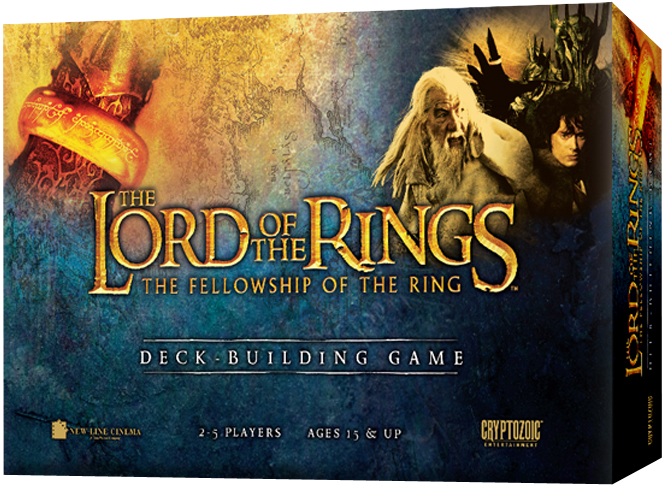 Lord of the Rings: The Fellowship of the Ring Deck-Building Game