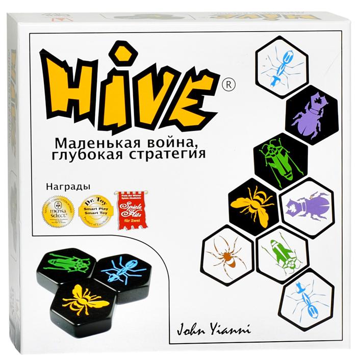 Настольная игра Magellan Hive (Улей) (689076522397)