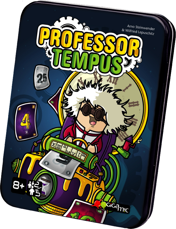 Professor Tempus (Професор Темпус)
