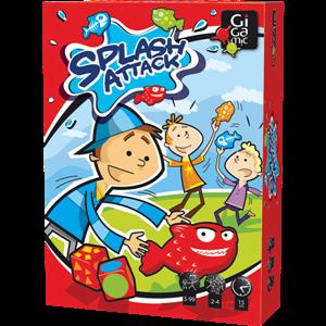 Splash Attack Kids (Сплеш Аттак Кидс)