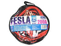 Провода прикуривателя 200 А (-50°С)