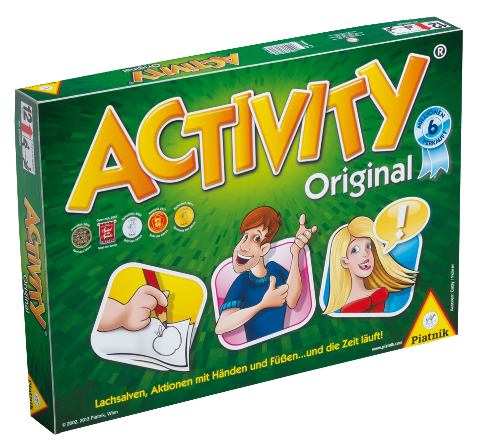 Активити. Оригинальная версия