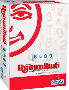 Rummikub (компактная версия)