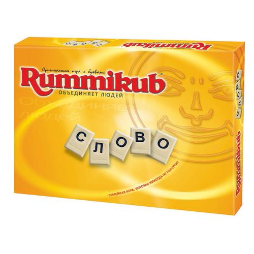 Rummikub (с буквами)
