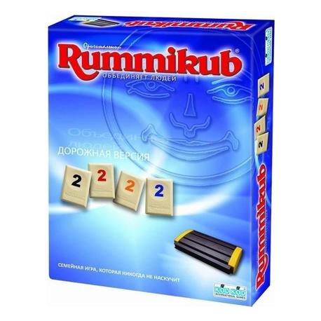 Rummikub (дорожняя версия)