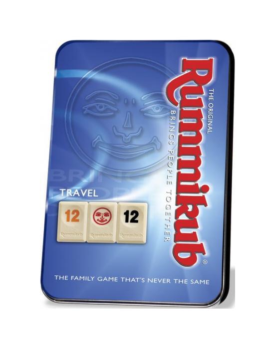 Rummikub (компактная в металлической коробке)