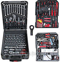 Набор Дорожных Инструментов с 186 предметов Swiss Bosch 186 TLG
